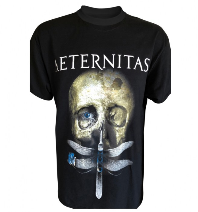 Aeternitas - Tales Of The Grotesque T-Shirt