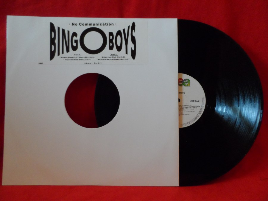 Bingoboys - No Communication