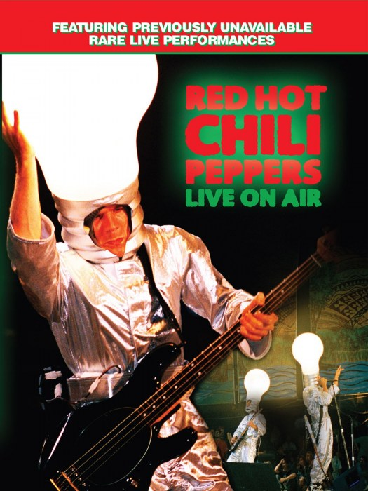 DVDKL-2020-0001 Red Hot Chili Peppers - Live On Air
