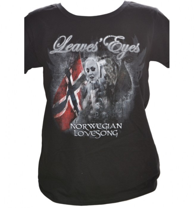Leaves´ Eyes - Norwegian Lovesong - Girlieshirt3
