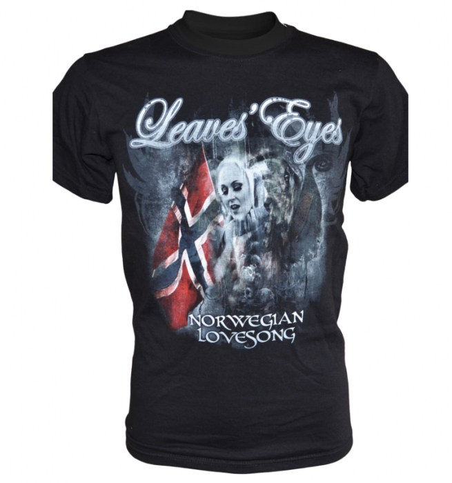 Leaves´ Eyes - Norwegian Lovesongs • T-Shirt