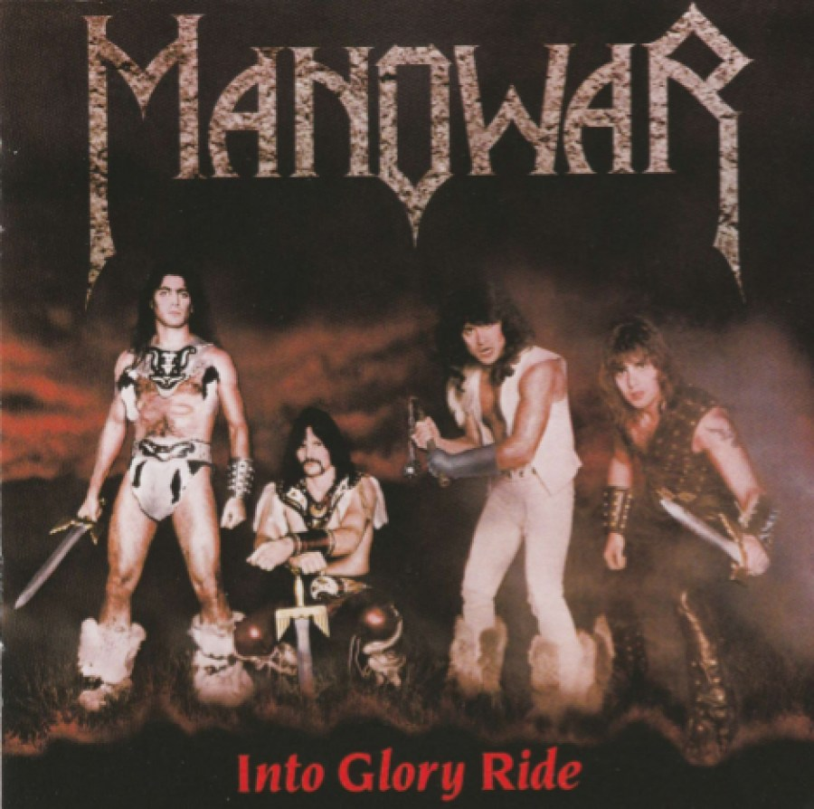 Manowar - Into Glory Ride9