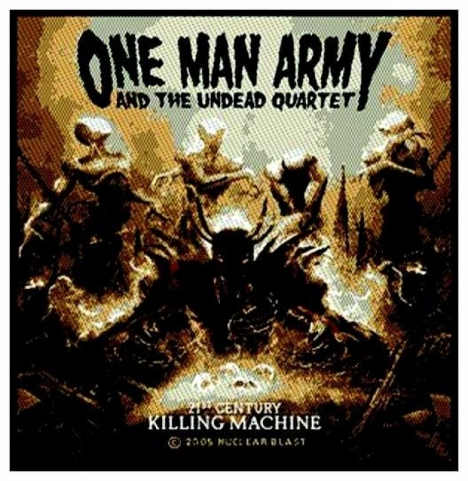 One Man Army The Undead Quartet