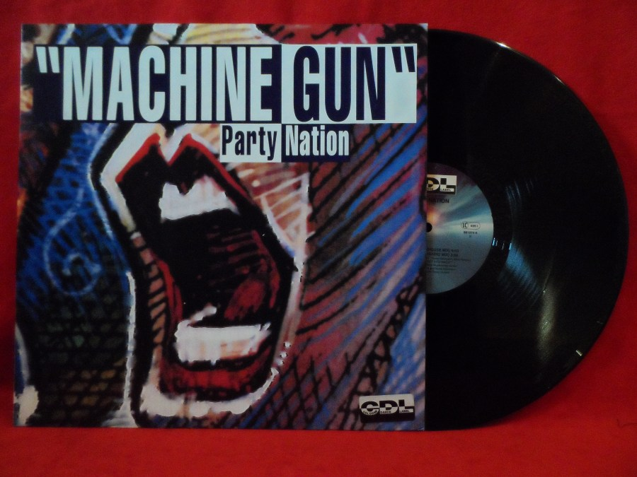 Party Nation - Machine Gun