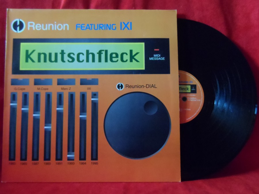 Reunion feat. Ixi - Knutschfleck