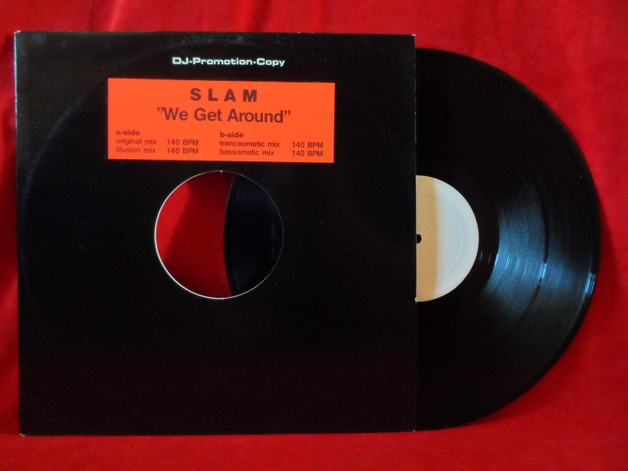 Slam - We Get Around