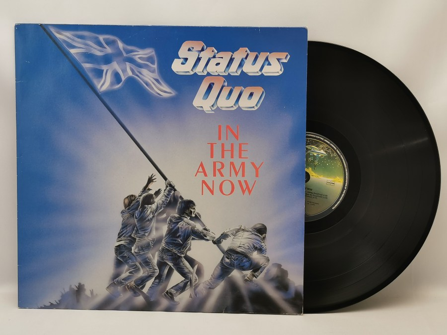 Status Quo - In The Army Now Front