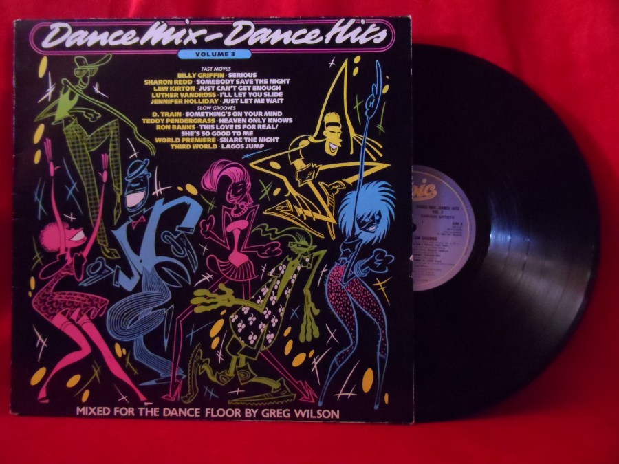 Various Dance Mix - Dance Hits Volume 3