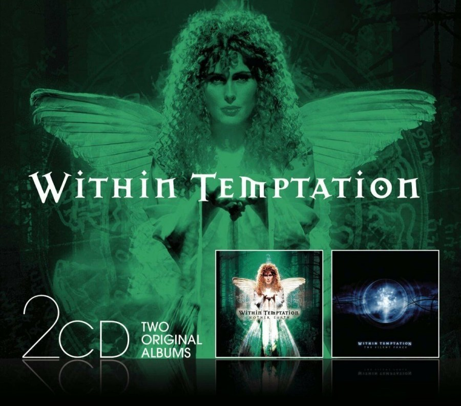 Within Temptation - Mother Earth The Silent Force