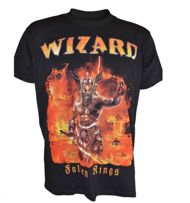 Wizard - Fallen Kings • T-Shirt